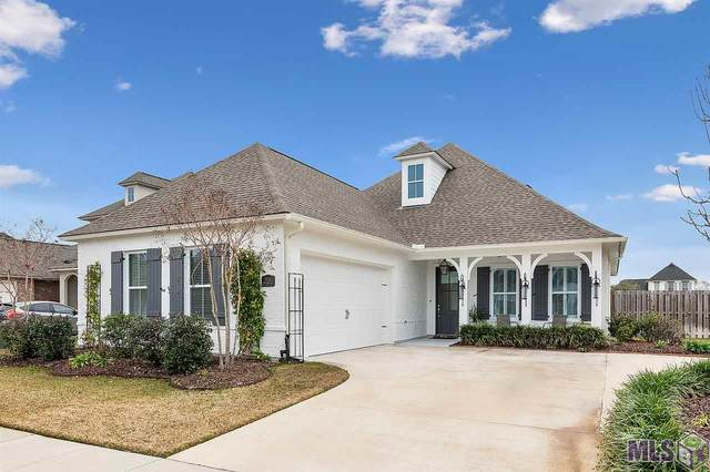3716 Kingsbarns Dr, Zachary, LA 70791 (#2021001272) :: The W Group