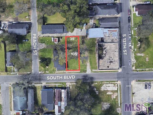1219 South Blvd, Baton Rouge, LA 70802 (#2021001286) :: Smart Move Real Estate