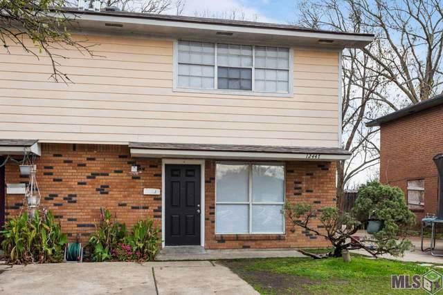 12445 Warfield Ave, Baton Rouge, LA 70815 (#2021001345) :: Patton Brantley Realty Group