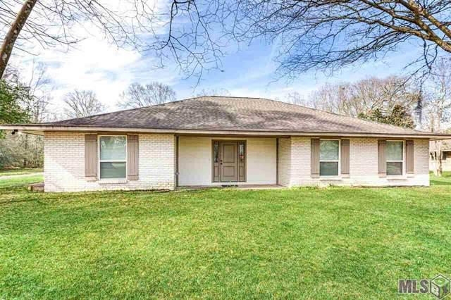 25393 Plantation Ave, Denham Springs, LA 70726 (#2021001580) :: Patton Brantley Realty Group
