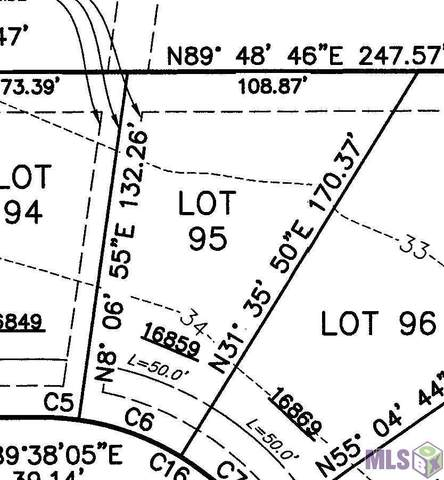 16859 Mill Grove Ln, Baton Rouge, LA 70817 (#2021001724) :: Darren James & Associates powered by eXp Realty