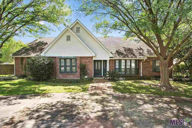 6780 Martin Dr, Zachary, LA 70791 (#2021001828) :: The W Group