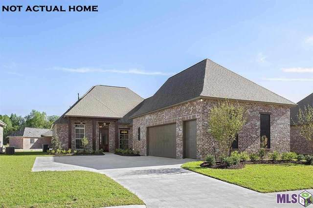 13165 Oakbourne Ave, Geismar, LA 70734 (#2021001901) :: The W Group