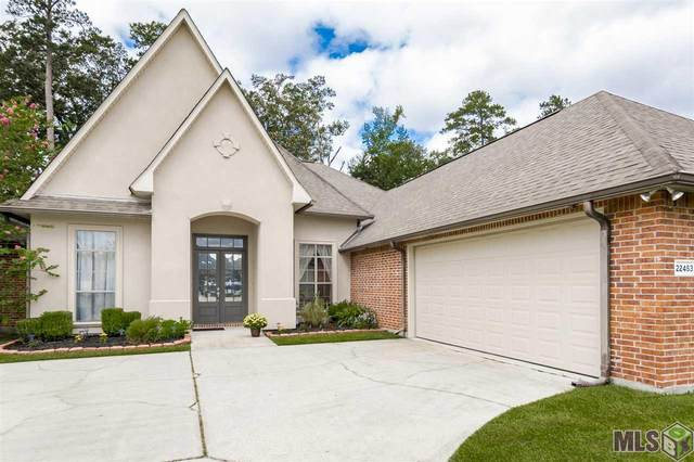 22453 Balmoral Balmoral Dr, Denham Springs, LA 70726 (#2021001929) :: Patton Brantley Realty Group