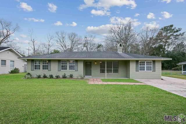 9078 Baker Dr, Baton Rouge, LA 70809 (#2021001999) :: Smart Move Real Estate