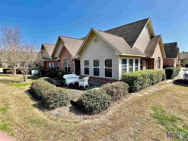7111 Village Maison Ct #66, Baton Rouge, LA 70809 (#2021002042) :: RE/MAX Properties