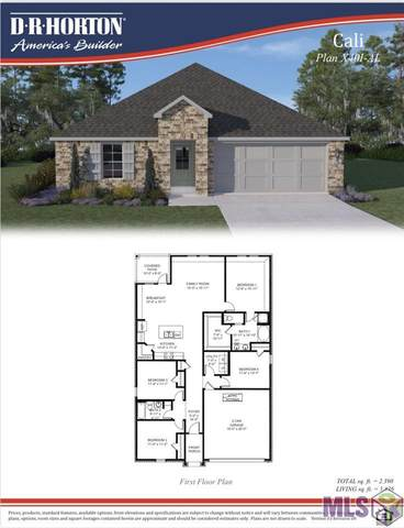 13224 Fowler Dr, Walker, LA 70706 (#2021002048) :: The W Group