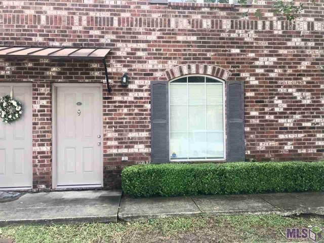 2405 Brightside Dr #61, Baton Rouge, LA 70820 (#2021002151) :: The W Group