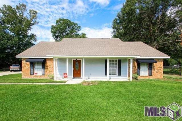 14631 Winslow Dr, Pride, LA 70770 (#2021002272) :: The W Group