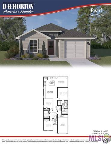 12411 Orchid Ln, Walker, LA 70785 (#2021002351) :: The W Group