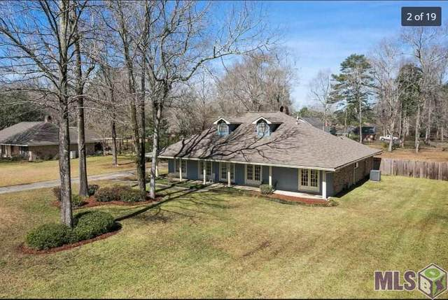 7519 Frontier Dr, Greenwell Springs, LA 70739 (#2021002387) :: The W Group