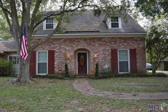 3935 Deerfield Ln, Baton Rouge, LA 70816 (#2021002437) :: Smart Move Real Estate