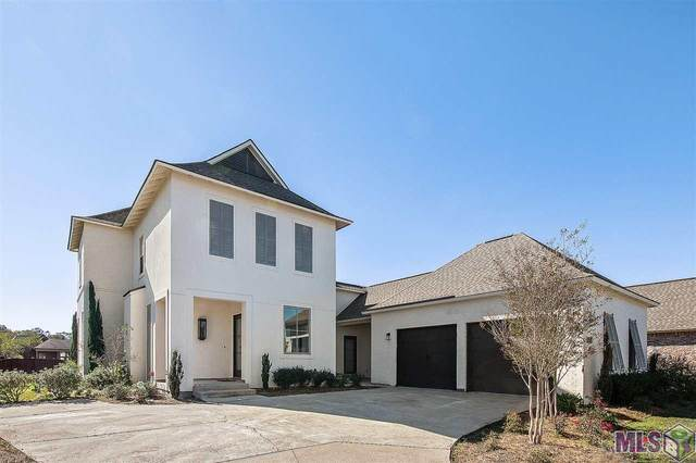 1642 Gleneagles Bend, Zachary, LA 70791 (#2021002482) :: The W Group