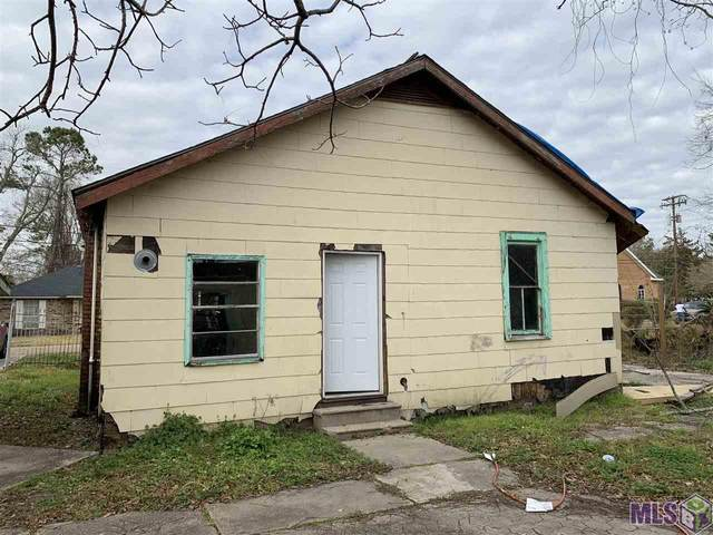 4568 Stearns St, Baton Rouge, LA 70811 (#2021002512) :: Patton Brantley Realty Group