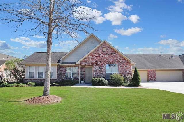 7111 Village Maison Ct #67, Baton Rouge, LA 70809 (#2021002548) :: RE/MAX Properties