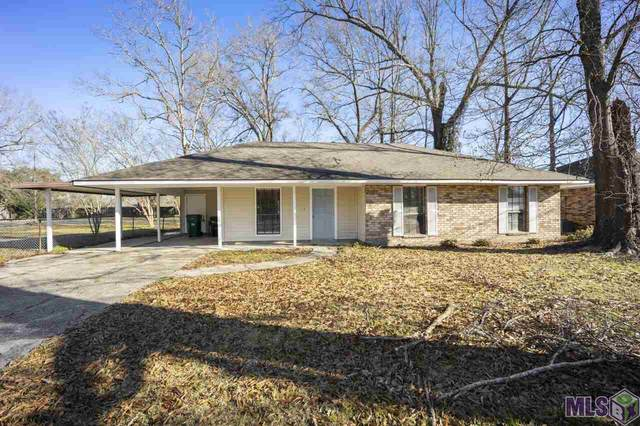3663 Cypress Park Dr, Zachary, LA 70791 (#2021002582) :: Patton Brantley Realty Group