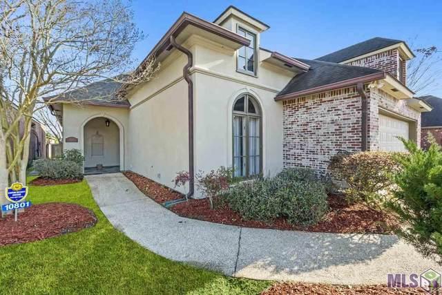 10801 N Shoreline Dr, Baton Rouge, LA 70809 (#2021002604) :: Smart Move Real Estate