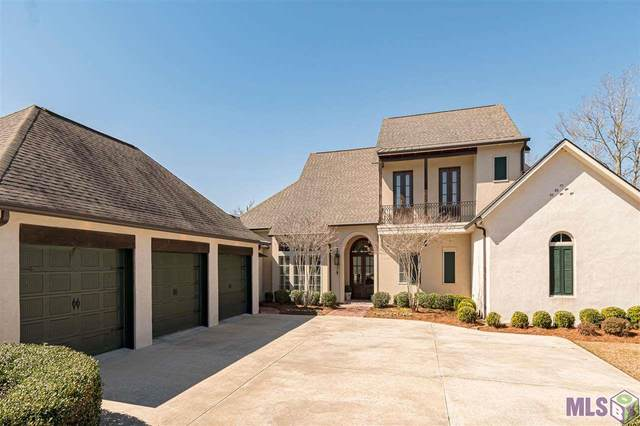 2571 Carnoustie Dr, Zachary, LA 70791 (#2021002649) :: The W Group