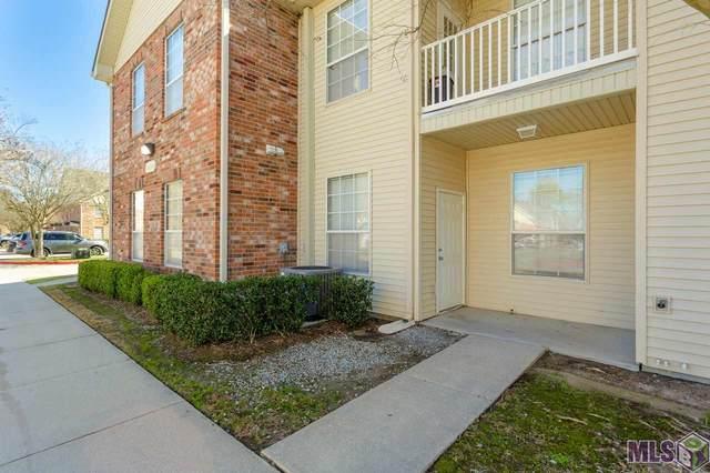 4441 Burbank Dr #1003, Baton Rouge, LA 70820 (#2021002661) :: Smart Move Real Estate