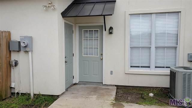 4000 Lake Beau Pre #92, Baton Rouge, LA 70820 (#2021002730) :: Patton Brantley Realty Group