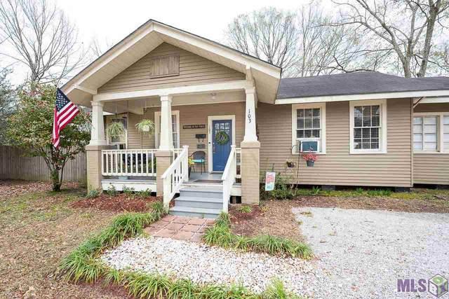 103 N River Rd, Denham Springs, LA 70726 (#2021002747) :: Smart Move Real Estate