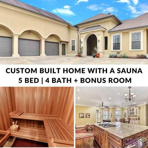 5932 Kellywood Oaks Dr, Baton Rouge, LA 70817 (#2021002819) :: Smart Move Real Estate