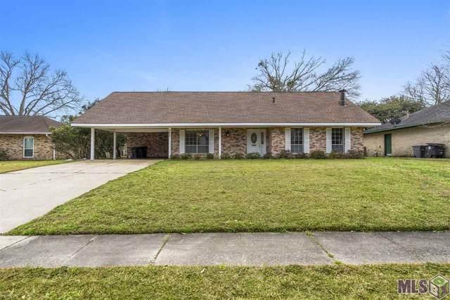 8872 Bayside Ave, Baton Rouge, LA 70806 (#2021002822) :: Smart Move Real Estate