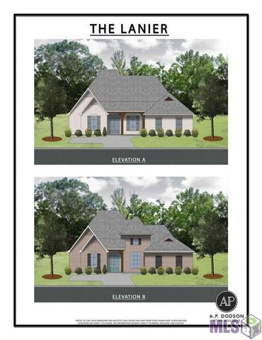 17833 Delaney Dr, Greenwell Springs, LA 70739 (#2021002828) :: Smart Move Real Estate