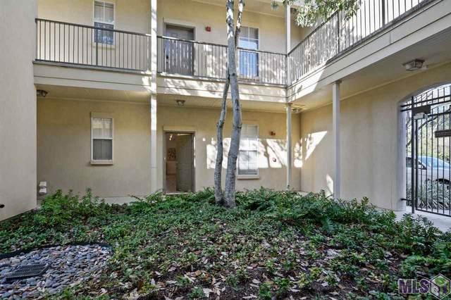 7550 Lasalle Ave #106, Baton Rouge, LA 70806 (#2021002835) :: Smart Move Real Estate