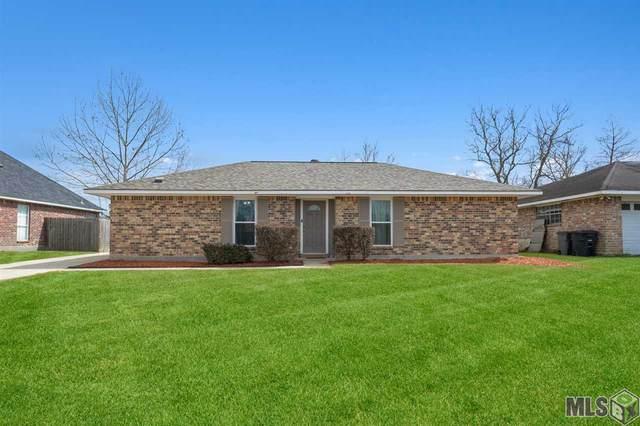 7227 President Dr, Baton Rouge, LA 70817 (#2021002857) :: Smart Move Real Estate