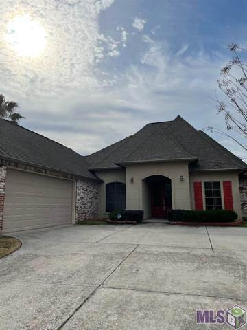 4261 Hidden Pass Dr, Zachary, LA 70791 (#2021002888) :: Darren James & Associates powered by eXp Realty