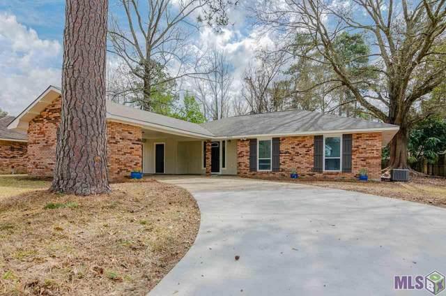 8968 Cedar Springs Ave, Denham Springs, LA 70726 (#2021002931) :: David Landry Real Estate