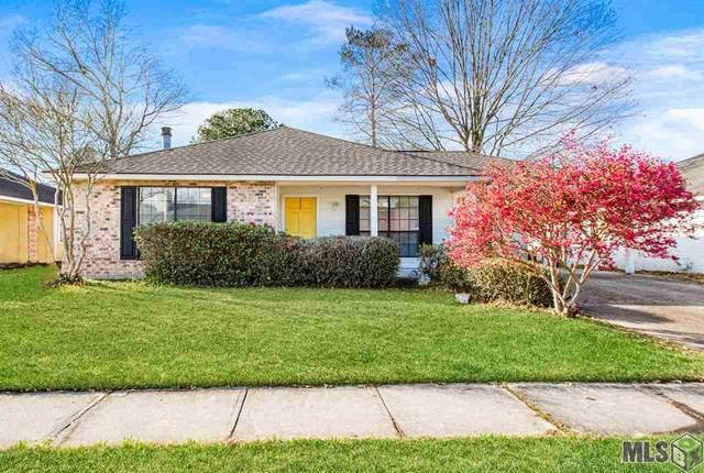 1141 Bullrush Dr, Baton Rouge, LA 70810 (#2021002933) :: David Landry Real Estate