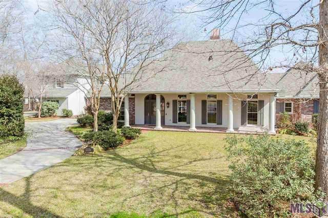 13706 Clarendon Dr, Baton Rouge, LA 70810 (#2021002937) :: David Landry Real Estate