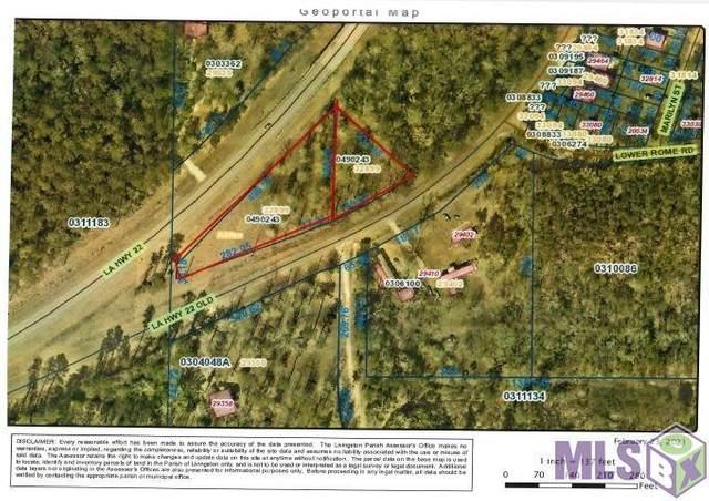 Tract 1 & 2 La Hwy 22, Springfield, LA 70462 (#2021003024) :: Patton Brantley Realty Group