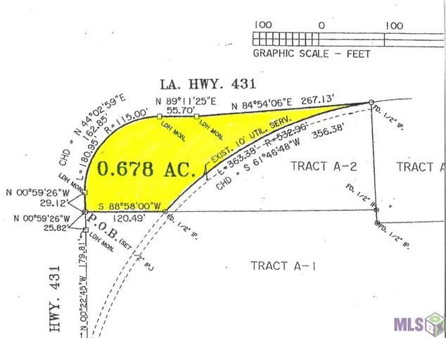 44045 La Hwy 431, Prairieville, LA 70769 (#2021003026) :: RE/MAX Properties