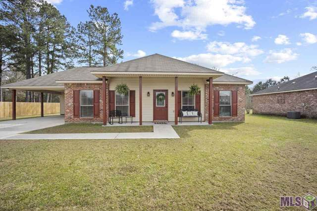 33166 Galloway North Rd, Walker, LA 70785 (#2021003037) :: The W Group