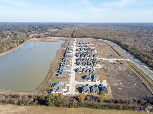 589 Flycatcher Dr, Baton Rouge, LA 70810 (#2021003047) :: RE/MAX Properties