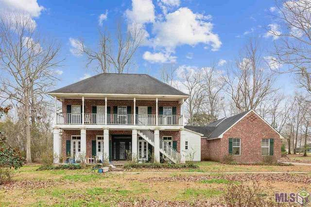 25221 Bickham Rd, Jackson, LA 70748 (#2021003075) :: The W Group