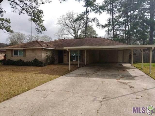 4860 W Green Ridge Dr, Baton Rouge, LA 70814 (#2021003129) :: David Landry Real Estate