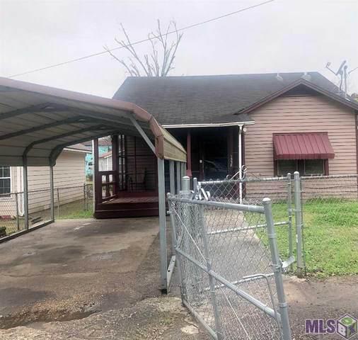 1338 Maximillian St, Baton Rouge, LA 70802 (#2021003131) :: David Landry Real Estate