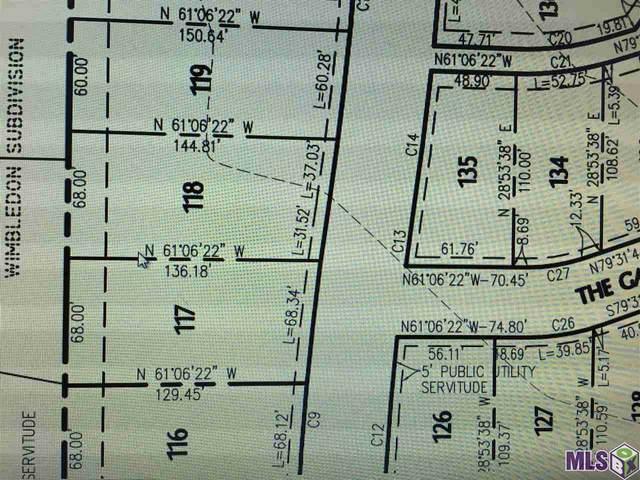 Lot 118 Lanes End, Baton Rouge, LA 70810 (#2021003138) :: Smart Move Real Estate