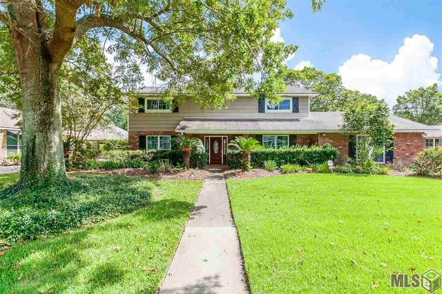 3107 Westerwood Dr, Baton Rouge, LA 70816 (#2021003148) :: The W Group