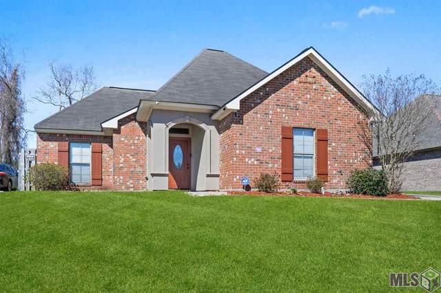 40458 Cross Ridge Ave, Gonzales, LA 70737 (#2021003158) :: David Landry Real Estate