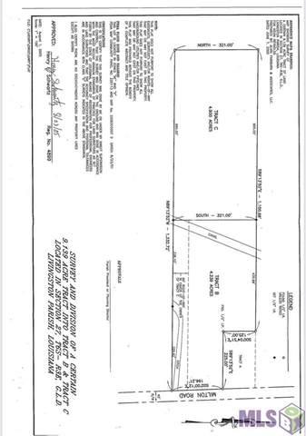 30353 Milton Rd, Walker, LA 70785 (#2021003169) :: Smart Move Real Estate