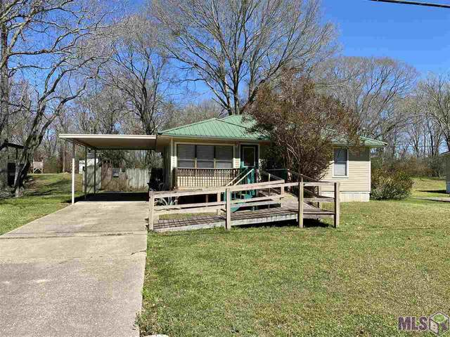 3951 N Row Ave, Zachary, LA 70791 (#2021003187) :: Patton Brantley Realty Group