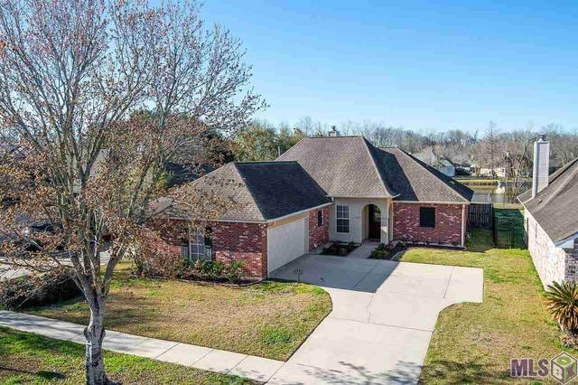 10537 Springbrook Ave, Baton Rouge, LA 70810 (#2021003220) :: Smart Move Real Estate