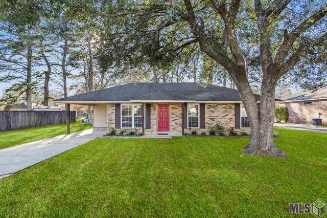 11033 Henson Dr, Greenwell Springs, LA 70739 (#2021003224) :: Patton Brantley Realty Group