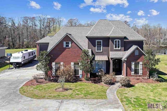 11473 Denham Rd, Gonzales, LA 70737 (#2021003235) :: David Landry Real Estate