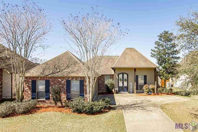 14021 Deep Creek Dr, Gonzales, LA 70737 (#2021003258) :: David Landry Real Estate
